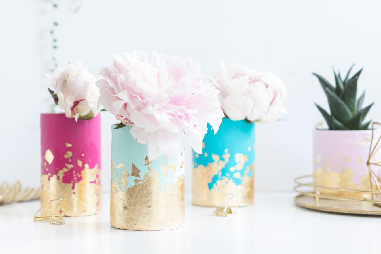DIY - Vases modelés en pâte Fimo® - Cultura