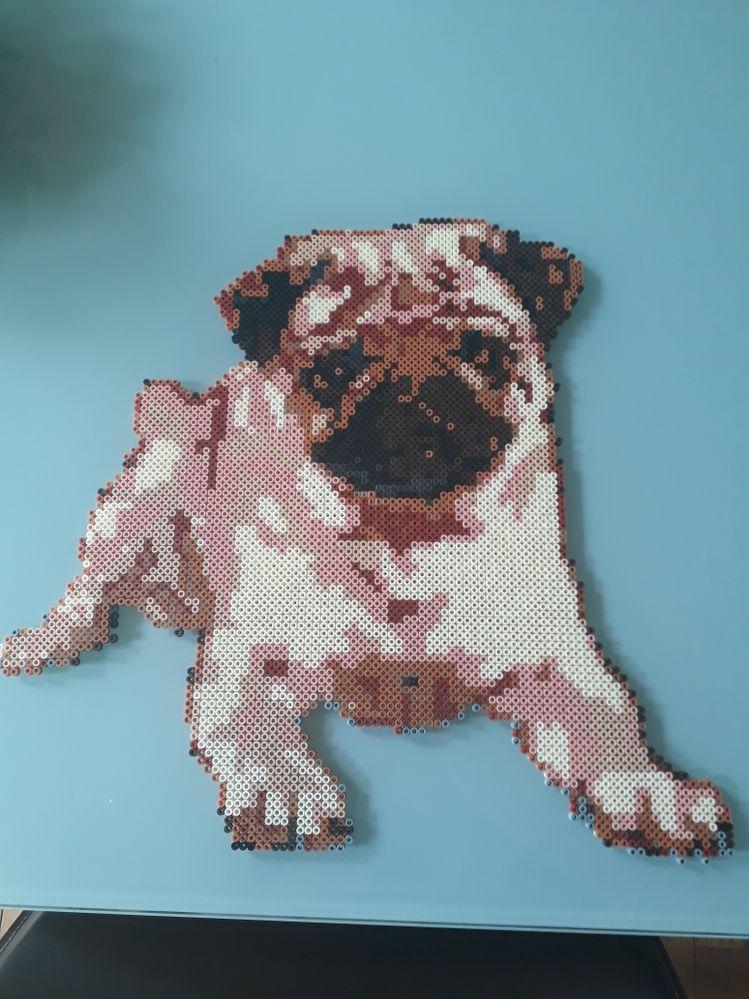 Carlin en pixel art