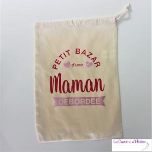 Un sac personnalisé pour la fête des mères