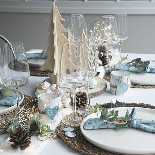 Votre table de fête est prête !
