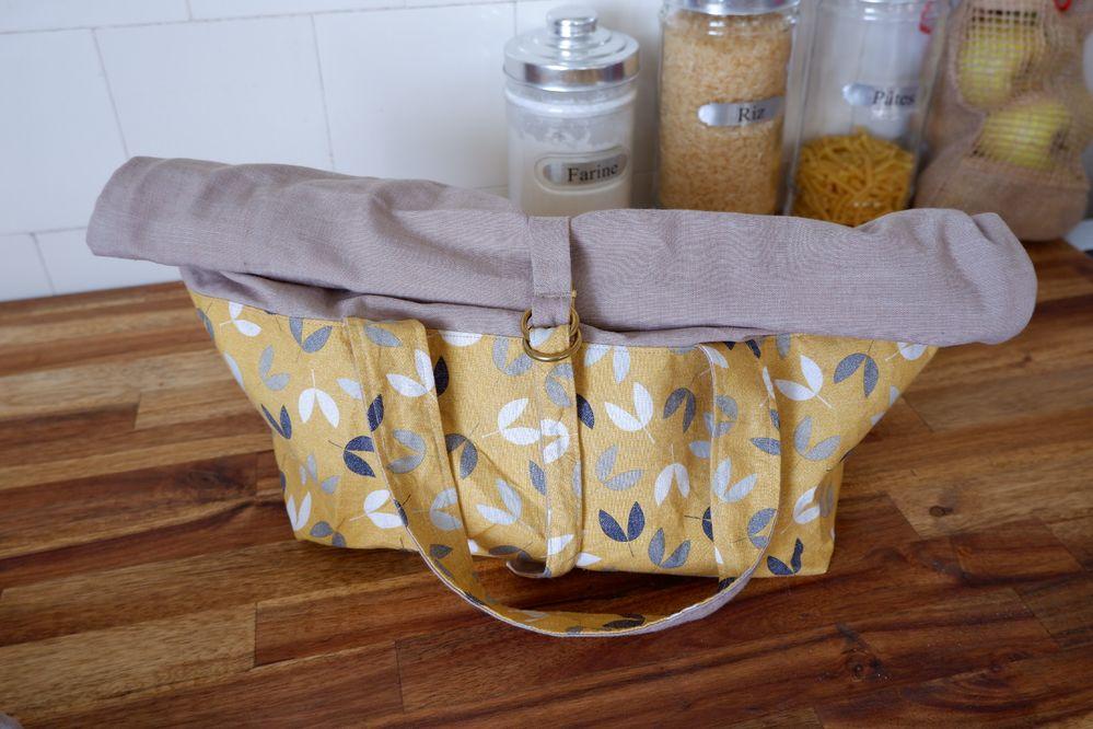 Le sac à pain/viennoiserie