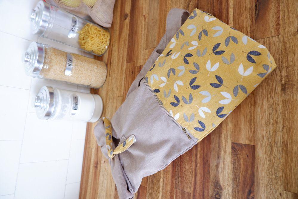 Le sac à baguette