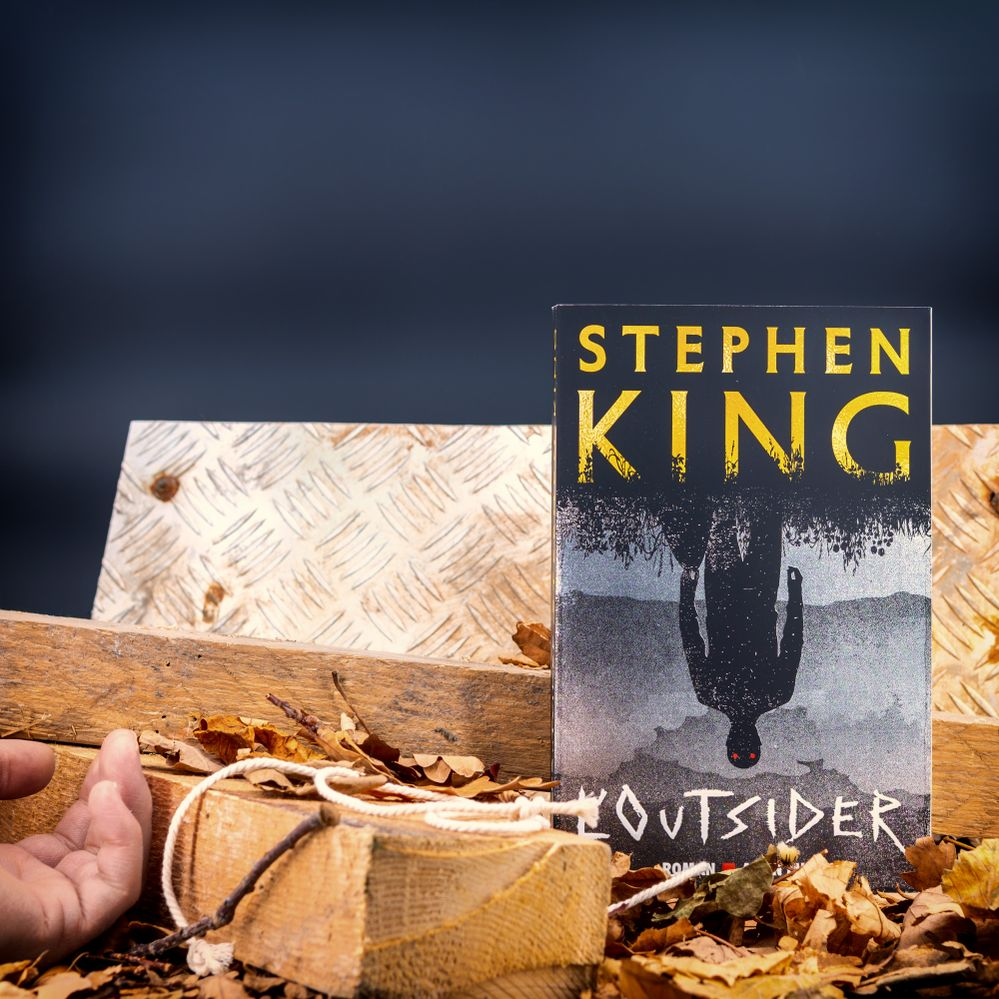 L outsider - Stephen King - Cultura.jpg