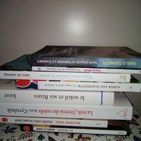 Bonne lecture des livres qui vous accompagnent...