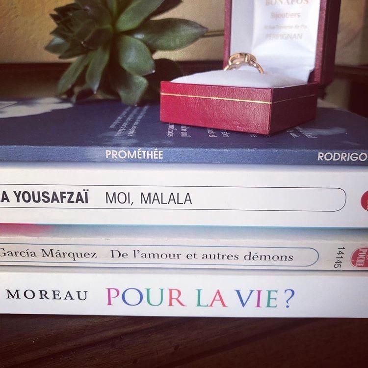 «Promettez moi, Malala, de l'amour et autre demons... pour la vie»