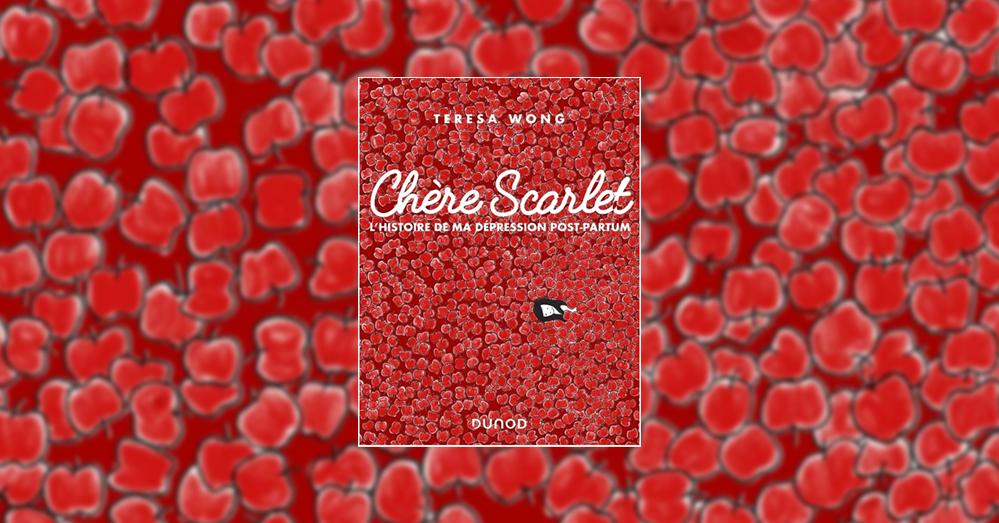 Chère Scarlet - l'histoire de ma dépression post-... - Cultura