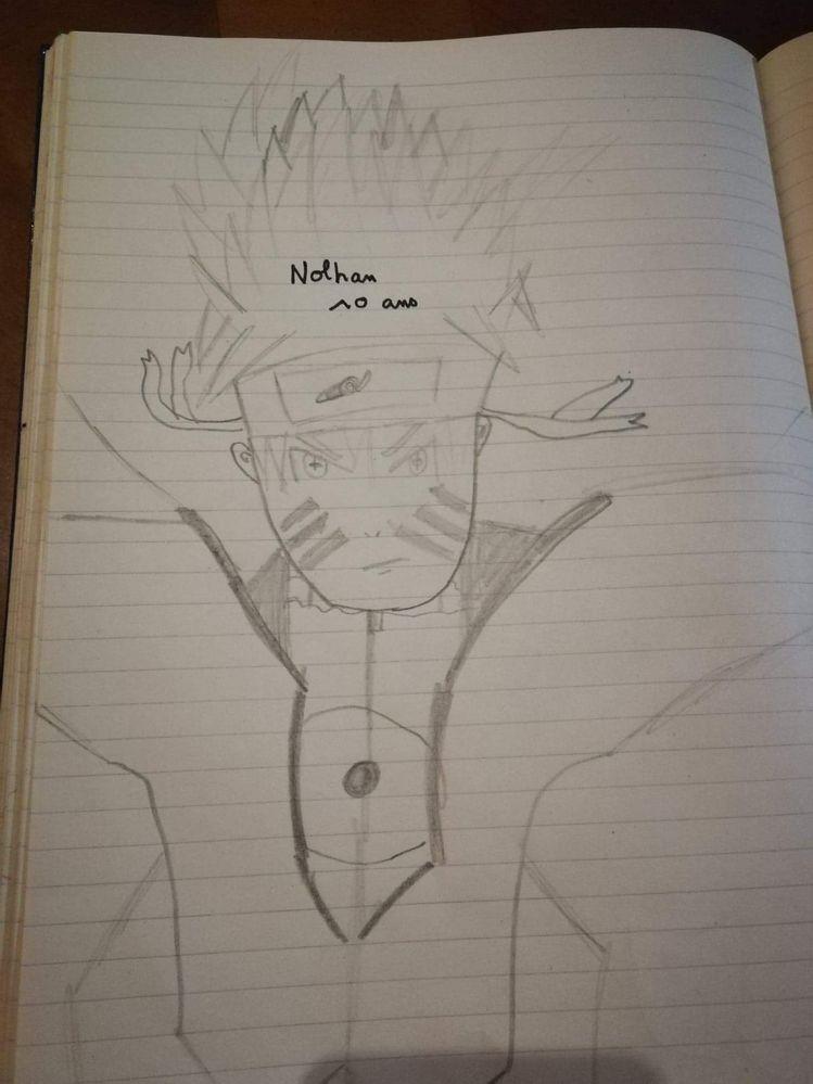 Les débuts de Nolhan dans le manga