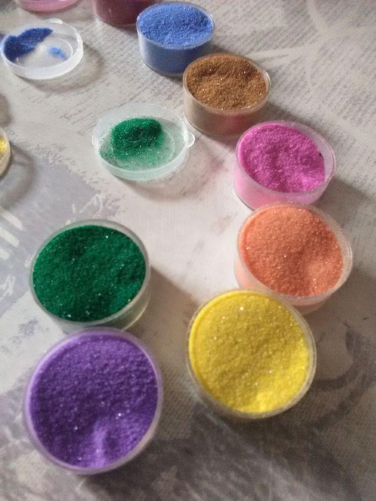 de belles couleurs....