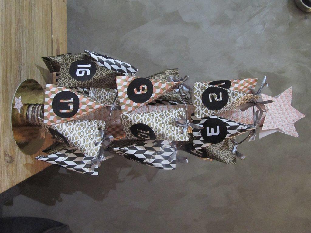 Calendrier De Lavent Berlingot.Concours Calendrier De L Avent Geometric Chic Le Cultura