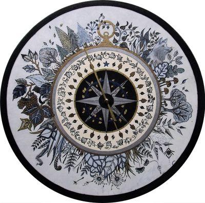 4 saisons, crayon, crayon de couleur, marqueurs surBloc dessin A3 120 feuilles 90g à spirales - Monali