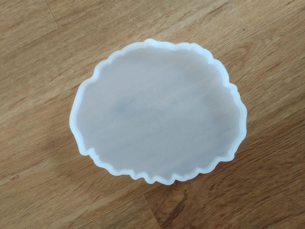 Moule en silicone géode