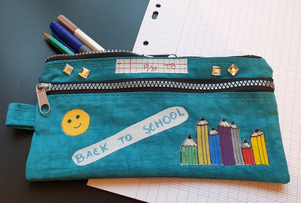 "Trousse ""Back to school"" Adulte"